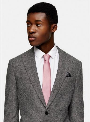 Klassische Krawatte, pink, PINK