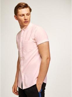 pinkoxfordhemd rosa pink