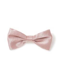 satin fliege pink pink