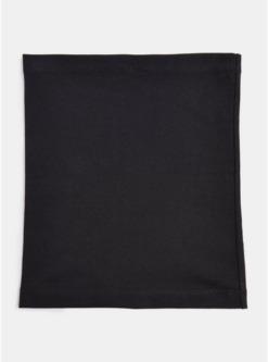 schlauchschal schwarz schwarz