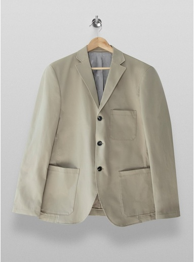 Selected Homme Blazer, creme, CREME